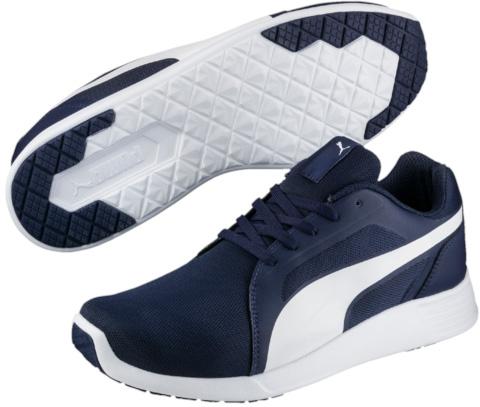 Кроссовки мужские. 3599040235990402Взяв классические линии и лаконичный силуэт настоящей беговой обуви, эта модель отлично сочетает мягкую замшу и легкий сетчатый материал верха с амортизирующей промежуточной подошвой из этиленвинилацетата. Традиции, воплощенные в ST Trainer Evo SD – это всегда актуально!