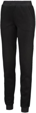 Брюки спортивные838427_01Спортивные брюки Puma выполнены из приятного на ощупь материала с мягкой внутренней отделкой из пушистого ворса. Идеально подойдут ведущим активный образ жизни людям. Модель декорирована вышитым логотипом Puma. Пояс из трикотажа в резинку снабжен затягивающимся шнуром, а низ штанин - манжетами с подворотом. Модель имеет стандартную посадку.