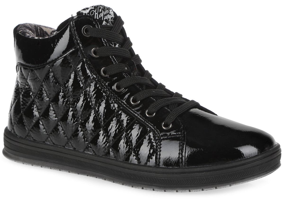 Kapika Ботинки для девочки. 54032ук-2