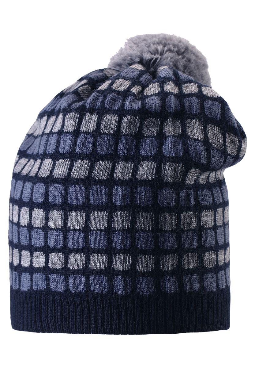 528489-6560В этой стильной шерстяной шапочке-бини искатели зимних приключений не замерзнут во время веселого отдыха! Связана из теплой шерсти, поэтому надежно сохраняет тепло, а мягкая хлопчатобумажная подкладка делает шапочку приятной к телу. Ветронепроницаемые вставки в области ушей обеспечат маленьким ушкам дополнительную защиту от холодного ветра. Стильный жаккардовый узор завершает модный образ!
