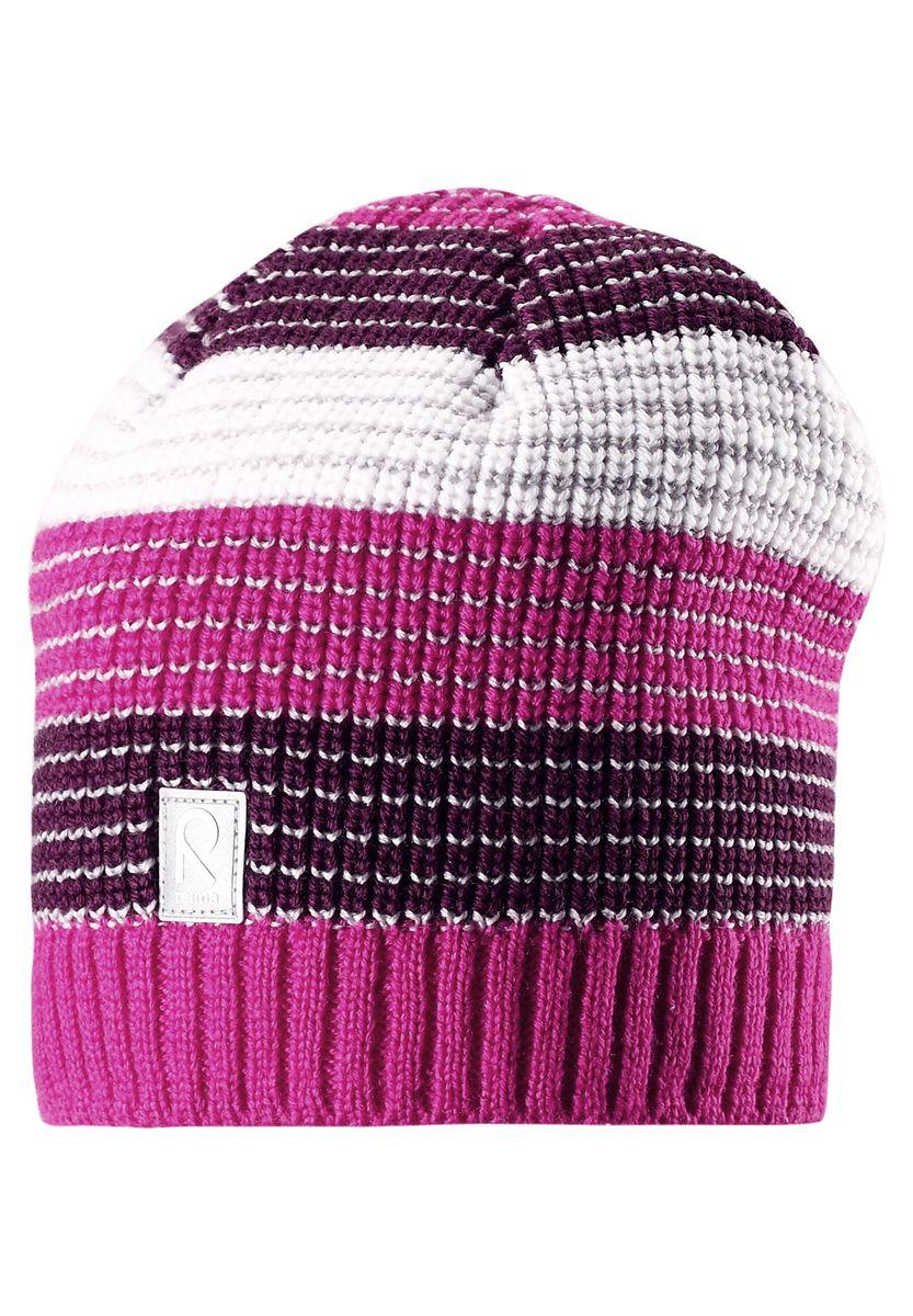 528498-4620Интересный вязаный структурный узор и стильные цвета сезона поднимут настроение в зимнее утро и во время веселой прогулки! Эта шапка для детей связана из смеси толстой шерсти и имеет подкладку из флиса, которая хорошо пропускает воздух. Великолепный выбор для активных зимних деньков! Модель хорошо прилегает к голове, поэтому ребенок не замерзнет и не вспотеет, а ветронепроницаемые вставки в области ушей обеспечат дополнительную защиту от холодного ветра.
