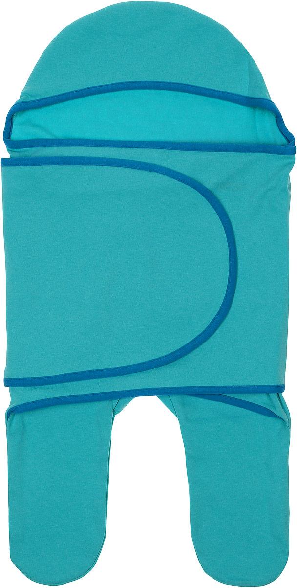 Конверт для новорожденного34456Комбинезон-конверт Mums Era Колумбия покорит любого родителя своей удобной простотой. Изделие выполнено из натурального хлопка. Материал очень мягкий, приятный к телу, хорошо пропускает воздух, не раздражает нежную кожу ребенка. Благодаря штанинам комбинезон удобен для поездок малыша в автокресле или в люльке (где его нужно пристегнуть). На изделии предусмотрена специальная вставка под подгузник для дополнительного объема. Длинный рукав комбинезона оборачивается вокруг ребенка наподобие пеленки. По краям комбинезон-конверт оформлен окантовкой. Комбинезон-конверт - удобная и многофункциональная одежда для первых месяцев жизни младенца. Он защитит малыша от холода и сквозняка, а также подарит ощущение уюта и комфорта!