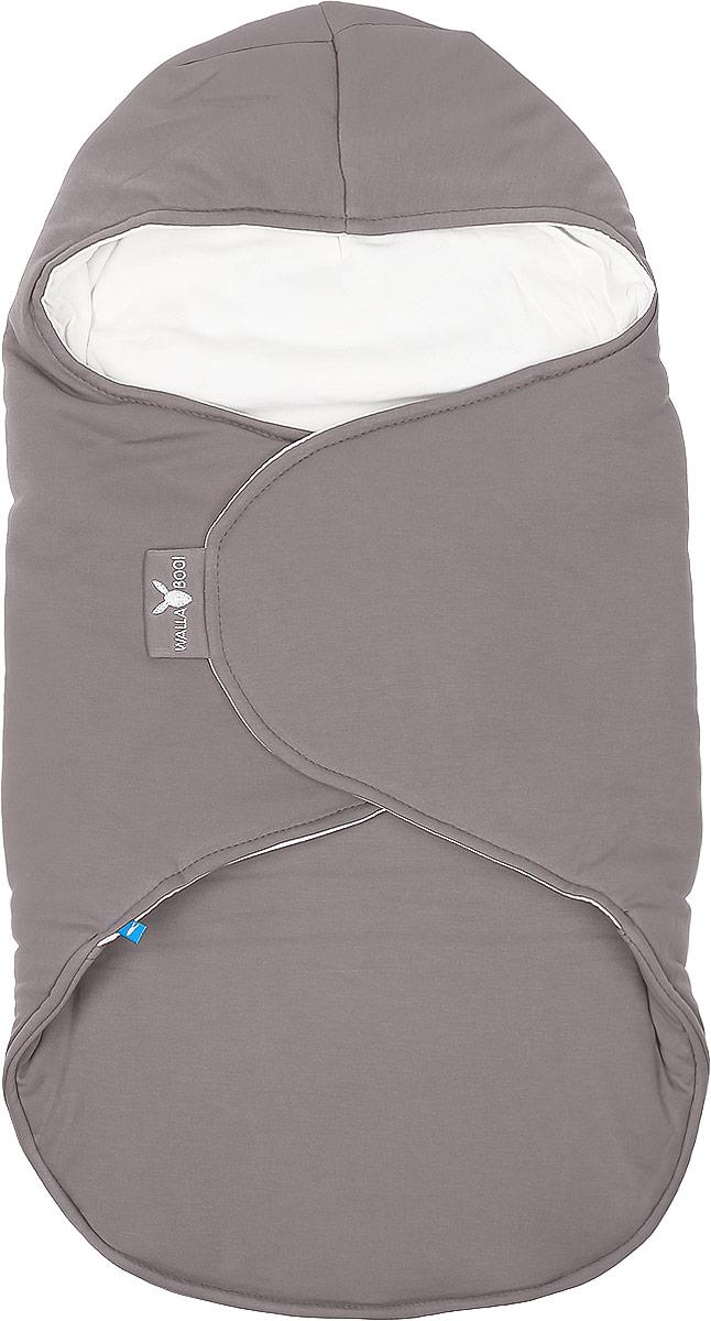 Конверт для новорожденногоBBC.0214.4601Конверт-кокон для новорожденного Wallaboo идеально подойдет для дневного и ночного сна, а также прогулок и кормления малыша. Мягкий и нежный, этот конверт выполнен из высококачественного натурального хлопка и утеплен синтепоном. Он подойдет для малышей с самого рождения. Верхняя часть конверта выполнена в виде капюшона, она бережно обхватывает голову малыша и не даст ему замерзнуть. Ножки ребенка всегда будут в тепле благодаря удобному откидывающемуся клапану. Конверт не имеет застежек, что обеспечивает дополнительную безопасность при использовании. Такой конверт не ограничивает движения малыша и подарит ему чувство комфорта и защищенности. Такой конверт подойдет для большинства колясок и детских сидений. Он сделает прогулки малыша уютными и безопасными.