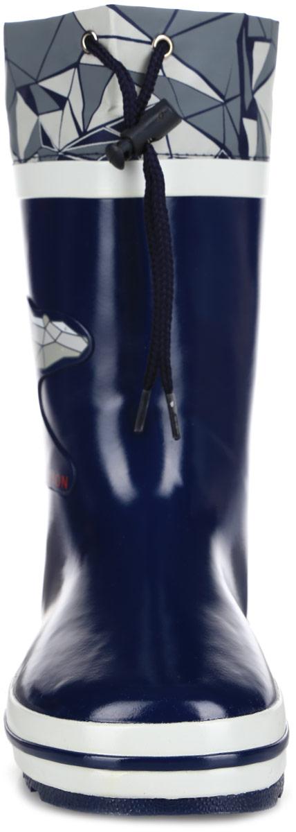 Резиновые сапоги для мальчика. 749