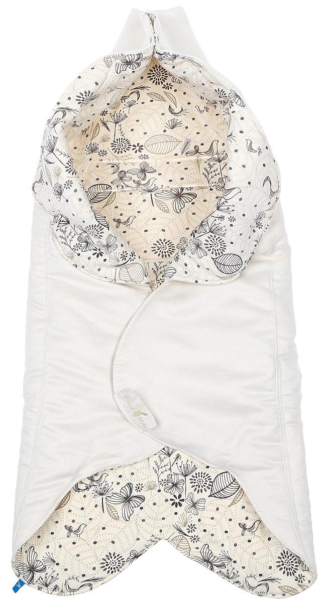 WWC.0609.1201Конверт-лепесток для новорожденного Wallaboo идеально подойдет для дневного и ночного сна, а также прогулок и кормления малыша. Мягкий и нежный, этот конверт выполнен из высококачественной искусственной замши и имеет подкладку из натурального хлопка. Он подойдет для малышей с самого рождения. Конверт легко раскладывается, благодаря чему его можно использовать в качестве одеяла или даже коврика для игр. Верхняя часть конверта бережно обхватывает голову малыша и надежно сохраняет тепло. Кармашек для ног на кнопках в нижней части конверта согреет ножки ребенка. Липучки и кнопки позволяют быстро зафиксировать конверт и обеспечивают надежное облегание, которое не ограничивает движения малыша и подарит ему чувство комфорта и защищенности. Такой конверт подойдет для большинства колясок и детских сидений. Он сделает прогулки малыша уютными и безопасными.
