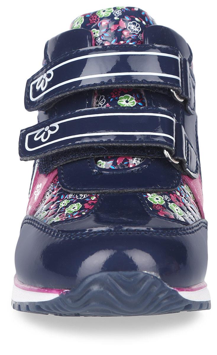 Ботинки для девочки. 52208 у-1
