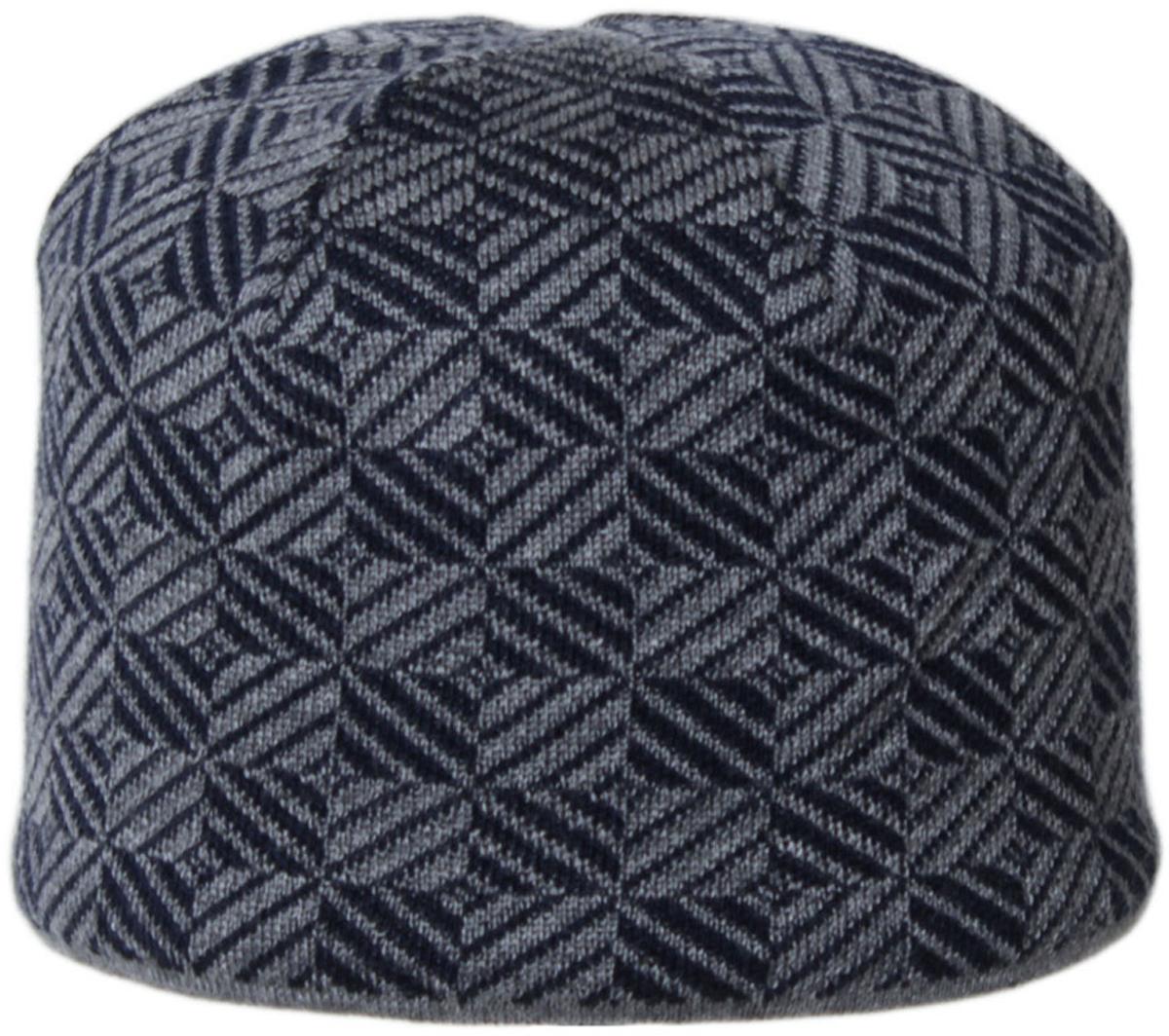 Шапка мужская. 5-0175-017Вязаная мужская шапка отлично подойдет для повседневной носки и активного отдыха в зимнее время года. Быстро выводит влагу от тела, оставляя изделие сухим. Шапка подарит ощущение тепла и комфорта в прохладный день.