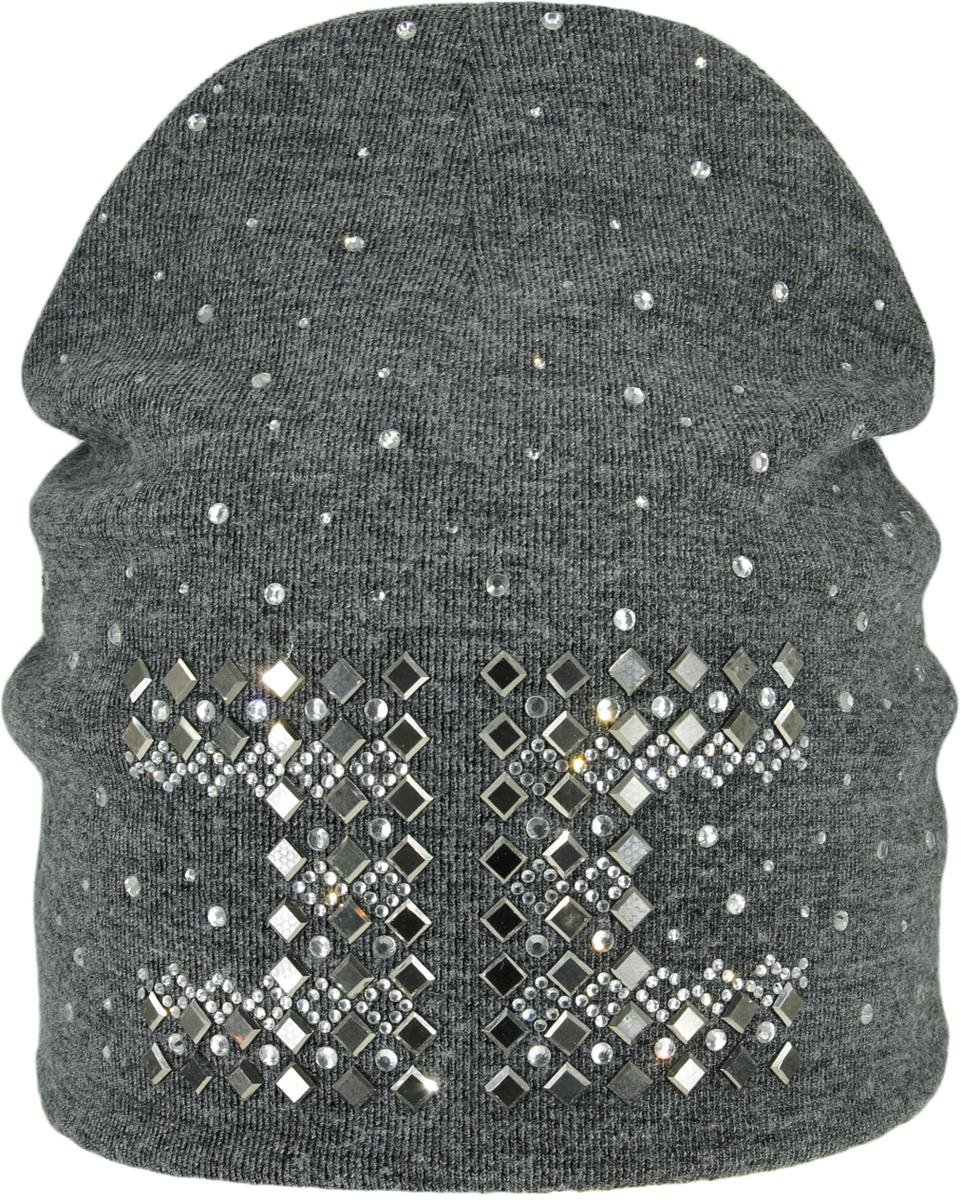 Шапка женская. 383549383549Теплая женская шапка ,детали и оттенок изделия могут отличаться от представленных на фото