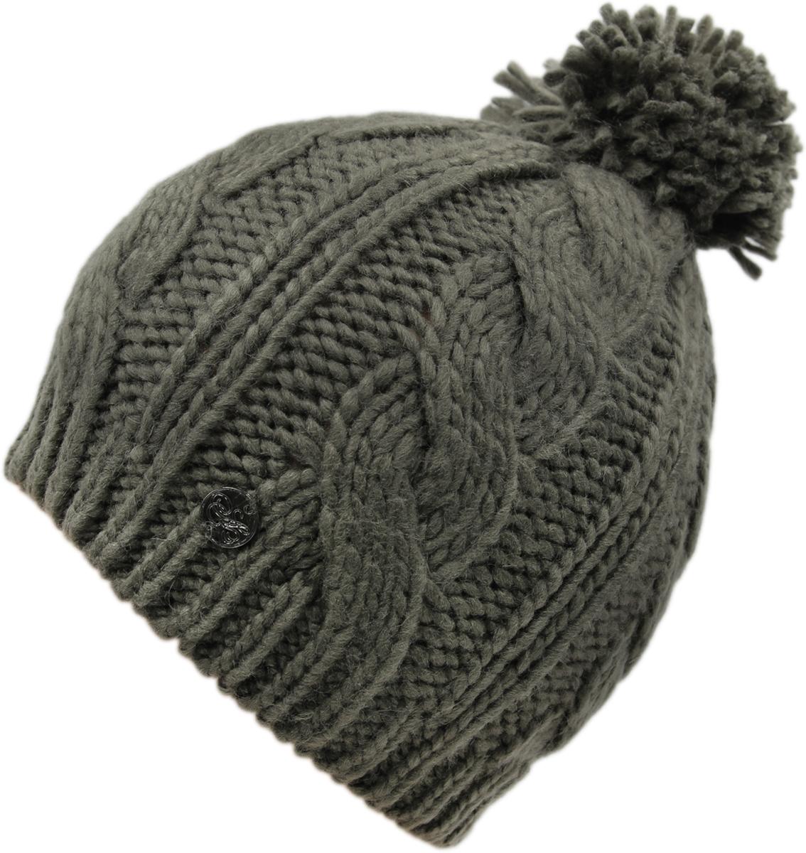 Шапка женская. 991503991503Теплая женская шапка ,детали и оттенок изделия могут отличаться от представленных на фото