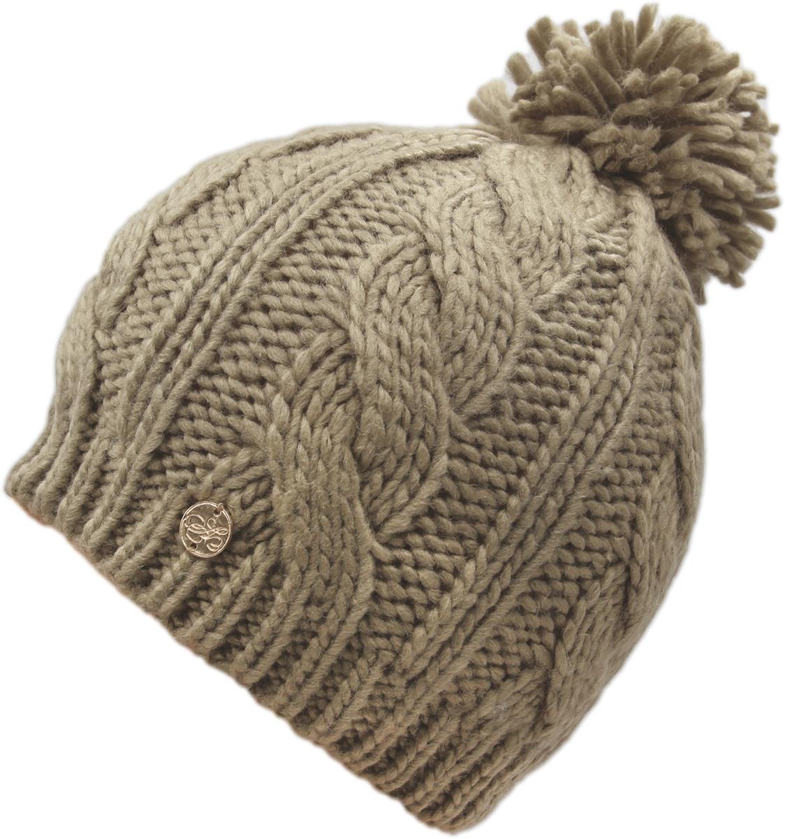Шапка женская. 991506991506Теплая женская шапка ,детали и оттенок изделия могут отличаться от представленных на фото