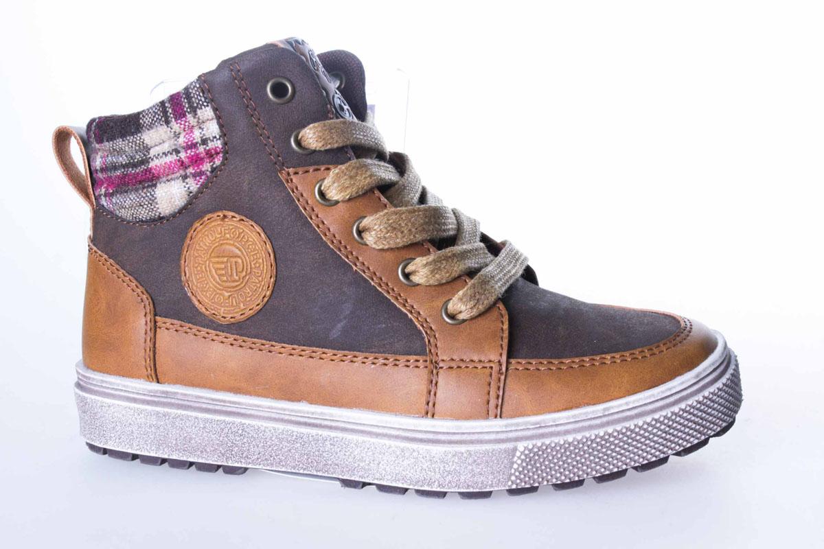 Ботинки для мальчиков. 933-191T-17w-01/8-2933-191T-17w-01/8-2
