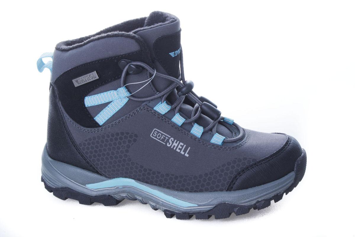 Ботинки для девочек. 962-003PF-17w-8/01-5962-003PF-17w-8/01-5