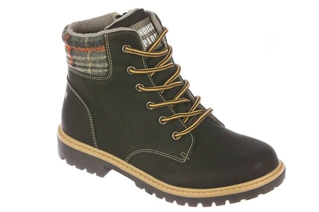 Ботинки для мальчиков. 51-270A/1251-270A/12