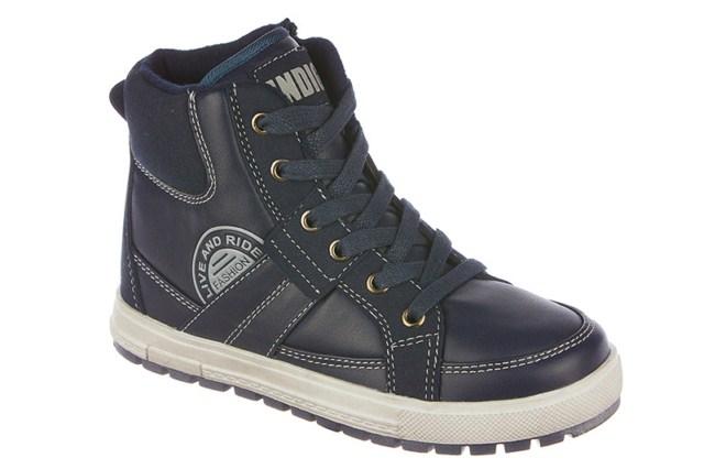 Ботинки для мальчиков. 51-263B/1251-263B/12