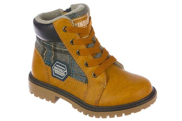 Ботинки для мальчиков. 51-258B/1251-258B/12