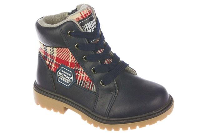 Ботинки для мальчиков. 51-258A/1251-258A/12