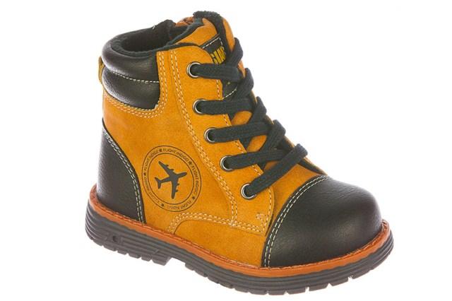 Ботинки для мальчиков. 51-247C/1251-247C/12