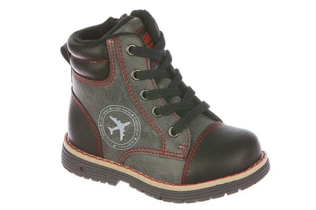 Ботинки для мальчиков. 51-247A/1251-247A/12