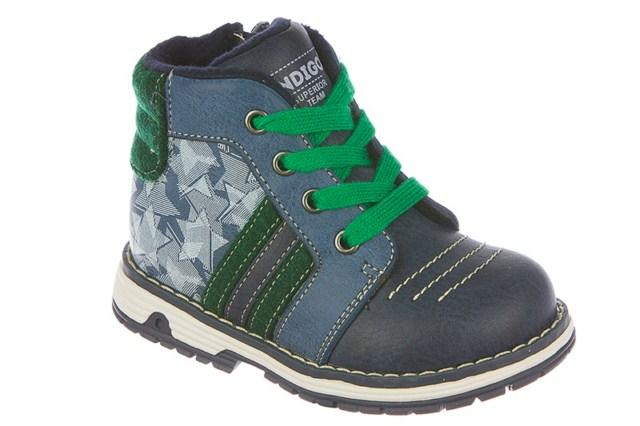 Ботинки для мальчиков. 51-245B/1251-245B/12