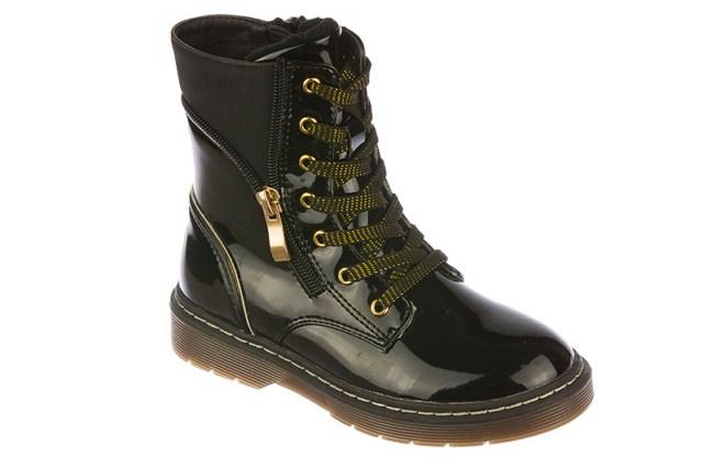 Ботинки для девочек. 51-213A/1251-213A/12