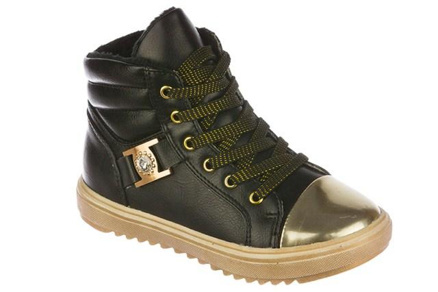 Ботинки51-211A/12Очаровательные детские ботинки от Indigo Kids заинтересуют вашу модницу с первого взгляда. Модель выполнена из искусственной кожи. Мысок усилен вставкой из лакированной искусственной кожи. Внутренняя поверхность и стелька выполненные из байки, предотвращают натирание и гарантируют комфорт. Подъем дополнен классической шнуровкой, которая обеспечивает плотное прилегание модели к стопе и регулирует объем. Ботинки застегиваются на застежку-молнию, расположенную на одной из боковых сторон. Подошва оснащена рифлением для лучшей сцепки с поверхностью.