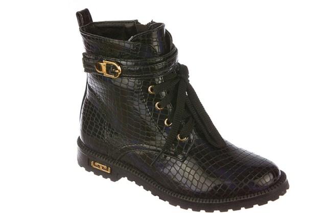 Ботинки для девочек. 51-203B/1251-203B/12