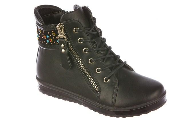 Ботинки для девочек. 51-197A/1251-197A/12