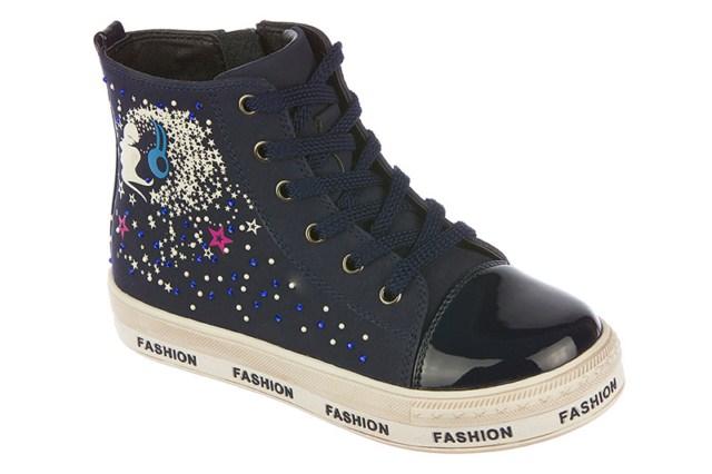Ботинки для девочек. 51-195B/1251-195B/12