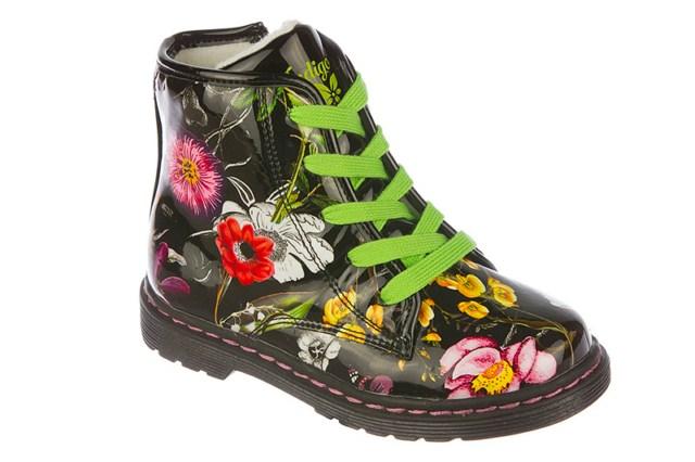 Ботинки для девочек. 51-177A/1251-177A/12