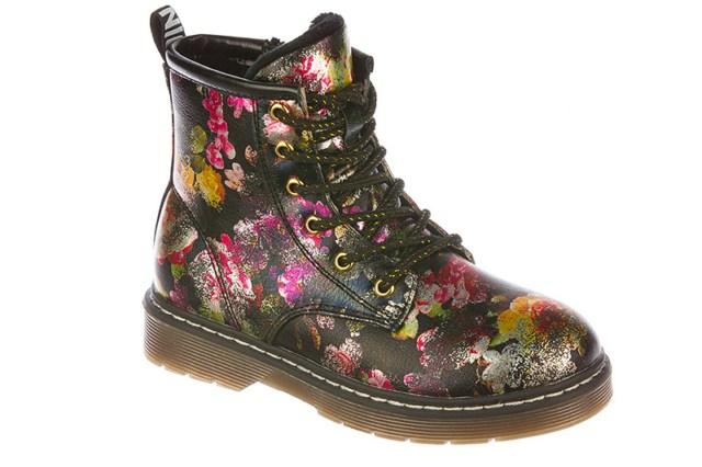 Ботинки для девочек. 51-170A/1251-170A/12