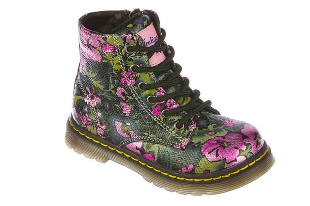 Ботинки для девочек. 51-164B/1251-164B/12