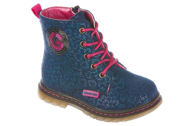 Ботинки для девочек. 51-153B/1251-153B/12