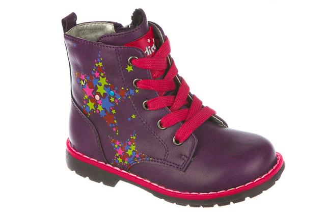 Ботинки для девочек. 51-148B/1251-148B/12