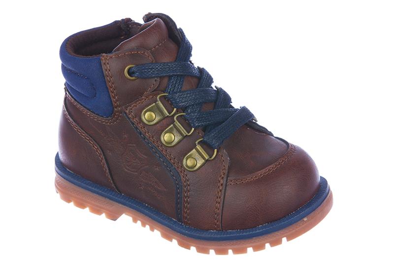 Ботинки для мальчиков. 51-128B/1251-128B/12