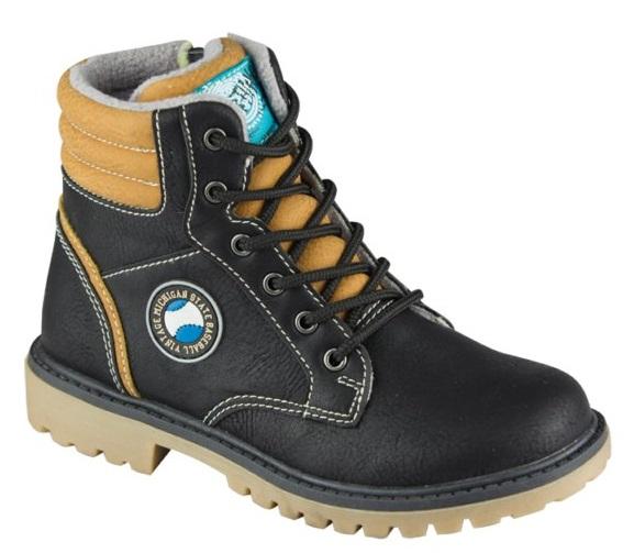 Ботинки для мальчиков. 51-1180C/1251-1180C/12