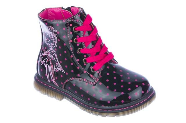 Ботинки для девочек. 50-242C/1250-242C/12