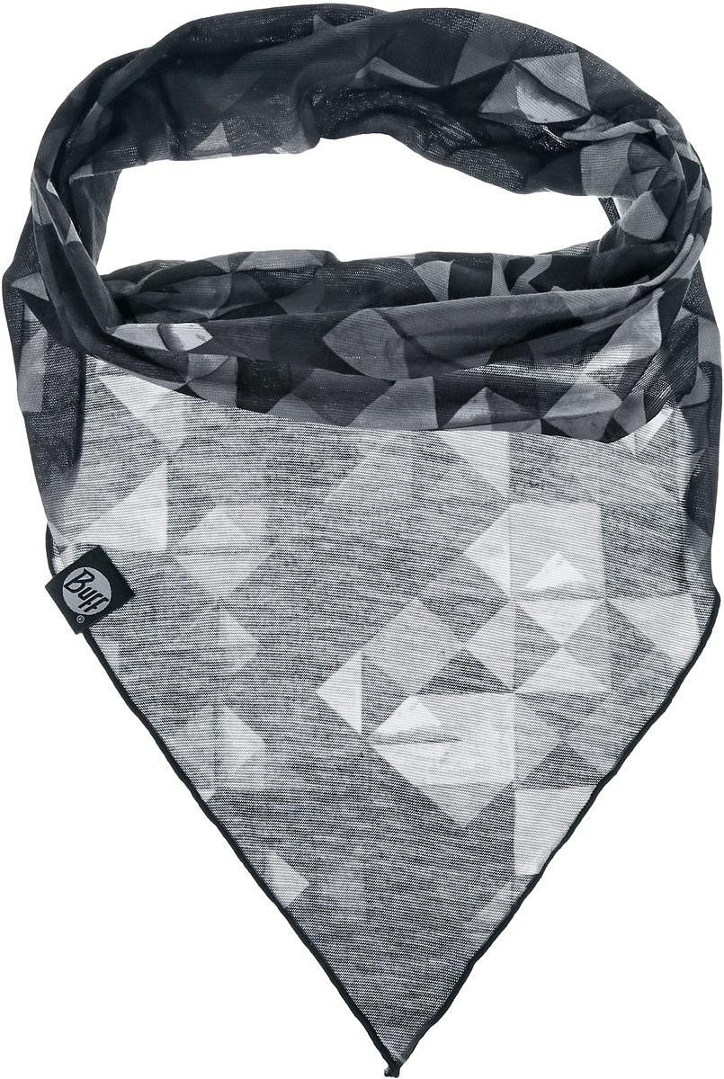 Бандана Freestyle Cool Bandana Kidron. 108614.00108614.00Многофункциональная бандана-трансформер из серии Cool Bandana изготовлена из тончайшего полиэстера в виде трубы. Такой материал хорошо отводит влагу, очень мягкий и приятный для тела. Но в отличие от серии бандан Original Buff, данная модель имеет треугольный край - это удобно, если вы носите бандану в качестве шарфа или маски на лицо. Такую бандану вы можете легко одеть на лицо или превратить в шапку-бандану, маску, повязку на голову или надеть бандану на шею. При надевании банданы на голову ее не нужно завязывать. Бандана оформлена абстрактным рисунком и дополнена логотипом бренда. Часто головной убор из серии Cool Bandana Buff используется как лыжная бандана, закрывающая шею и уши. Данный тип спортивных бандан является самым универсальным и может использоваться в любое время года.