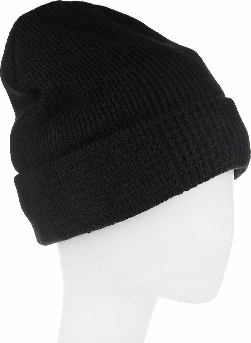 ШапкаHAk-241/013-6303Мужская шапка Sela - зимняя шапка, изготовленная из 100% акрила с отворотом, которая отлично дополнит ваш образ в холодную погоду. Модель на мягкой подкладке из полиэстера. Такая шапка составит идеальный комплект с модной верхней одеждой, в ней вам будет уютно и тепло!