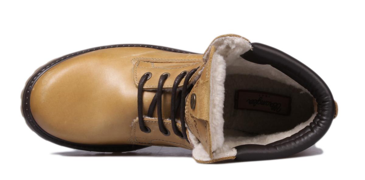 Ботинки жен Creek C. H. Fur. WL142505/F-71
