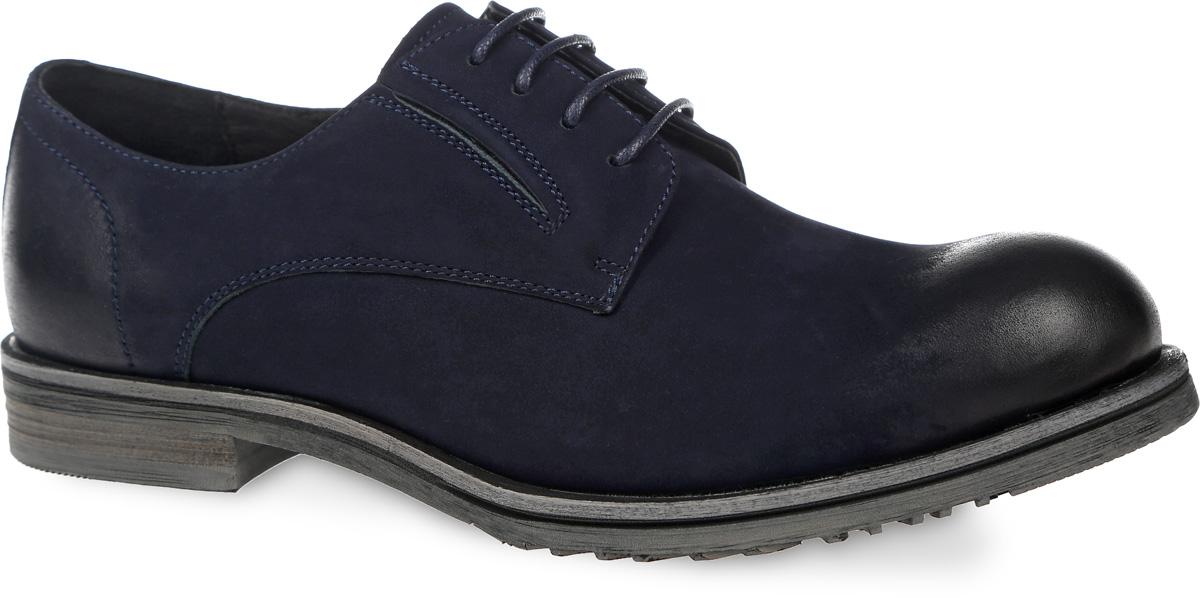 M21495Классические мужские ботинки от Vitacci займут достойное место в вашей коллекции. Модель выполнена из натуральной кожи. Изделие оформлено шнуровкой, что способствует надежной фиксации обуви на ноге. Мысок и задник декорированы плавным переходом из кожи в нубук. Подкладка из натуральной кожи обеспечит комфорт и уют ногам, предотвратит натирание. Стильные ботинки отлично подойдут к любому образу и дополнят вашу коллекцию.