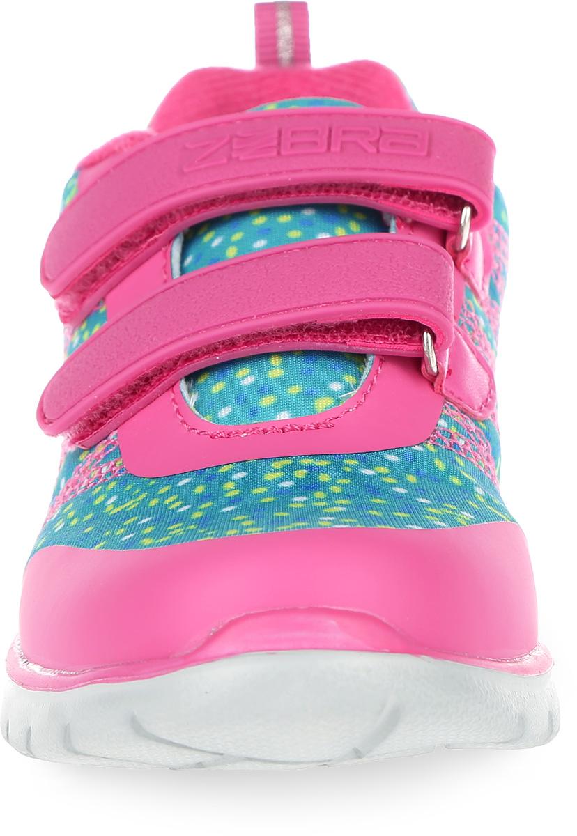 Кроссовки для девочки. 10885-19