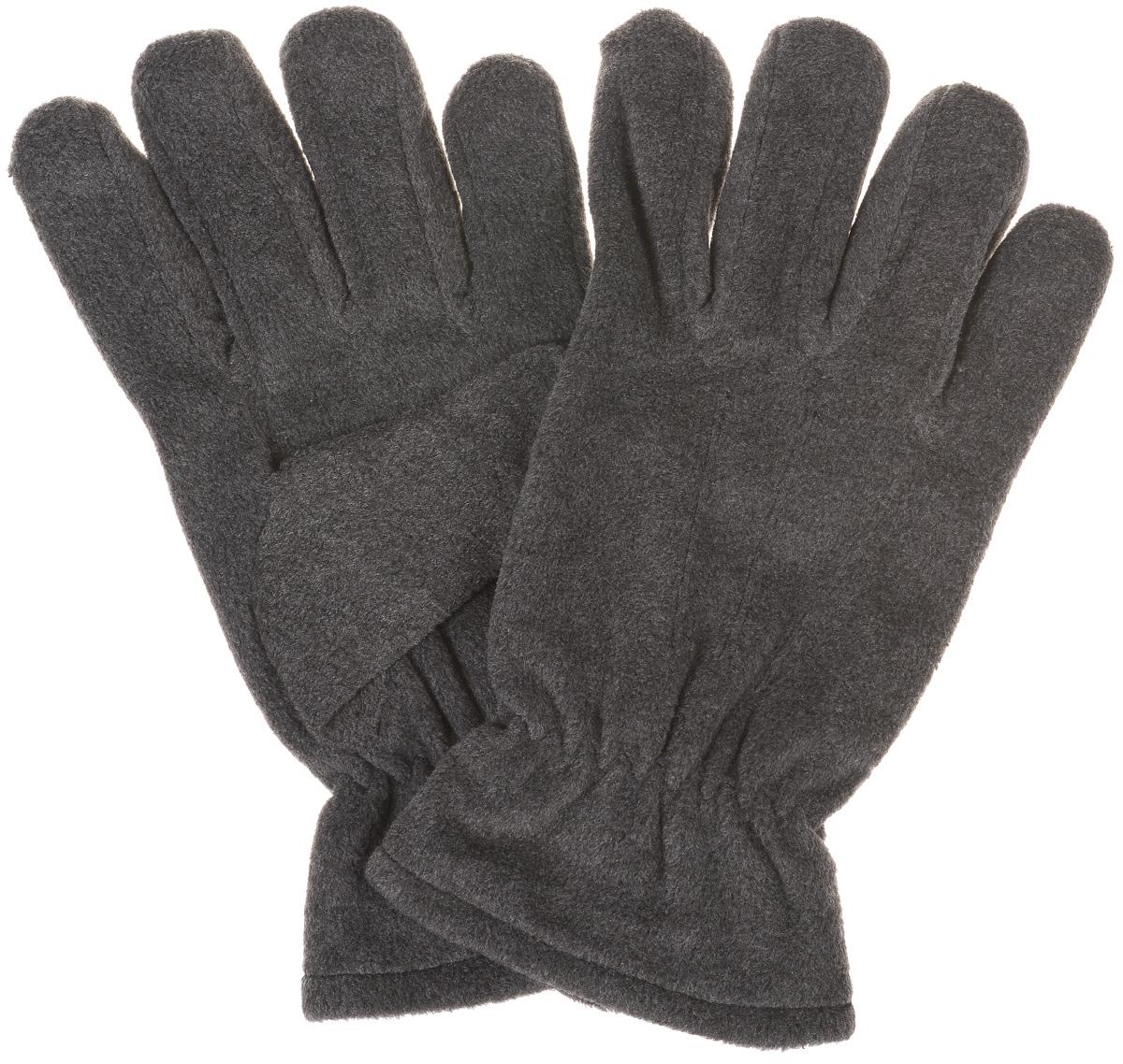 Перчатки мужские. GL-243/015-6303GL-243/015-6303Практичные мужские перчатки Sela незаменимый аксессуар зимнего гардероба на каждый день. Перчатки выполнены из шерсти с добавлением акрила. С внутренней стороны дополнены флисовой подкладкой и утеплителем тинсулейт. Модель оформлена горизонтальными вытачками. Манжеты собраны резинкой. Перчатки станут завершающим элементом вашего стиля и защитят ваши руки от холода.