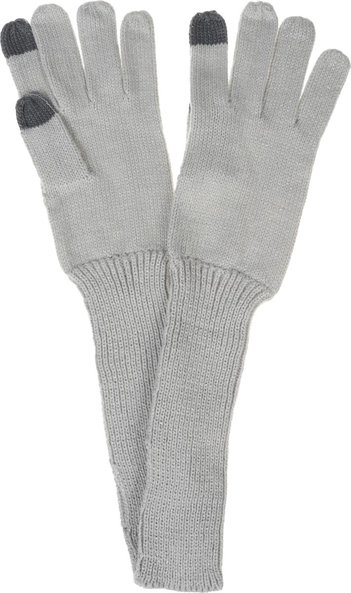 ПерчаткиGL-143/020-6302Вязаные женские перчатки Sela не только защитят ваши руки, но и станут великолепным украшением. Перчатки выполнены из акрила, они хорошо сохраняют тепло, мягкие, идеально сидят на руке и хорошо тянутся. Перчатки дополнены отгибающимися удлиненными манжетами. Они оформлены дырочкой, через которую можно просунуть большой палец, если закатать манжет на на ладонь. Такие перчатки будут оригинальным завершающим штрихом в создании современного модного образа, они подчеркнут ваш изысканный вкус и станут незаменимым и практичным аксессуаром.