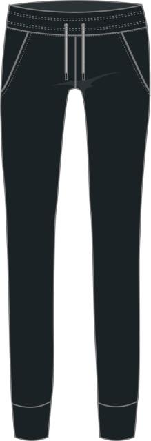 Брюки для бега El Jersey Pnt. AJ2789AJ2789Брюки Облегающий крой отлично подходит для интенсивных тренировок Сетчатый пояс для вентиляции Карманы по бокам отлично подходят для хранения мелочей Манжеты в рубчик создают стильный и привлекательный силуэт