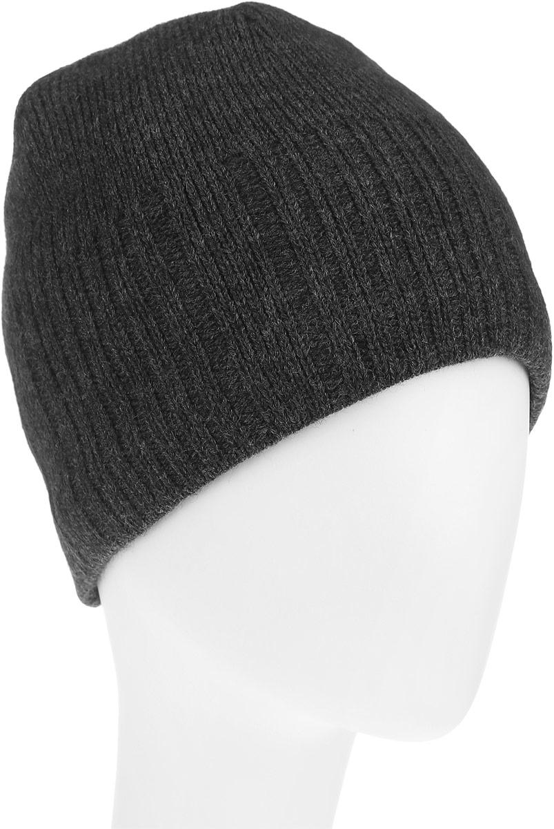 Шапка мужская. B846502B846502Стильная мужская шапка Baon идеально подойдет для прогулок и занятия спортом в прохладное время года. Шапка изготовлена из шерсти и акрила, что обеспечивает удобную посадку и высокую гигроскопичность. Такая шапка станет модным и стильным дополнением вашего зимнего гардероба. Она согреет вас в прохладные осенние дни.