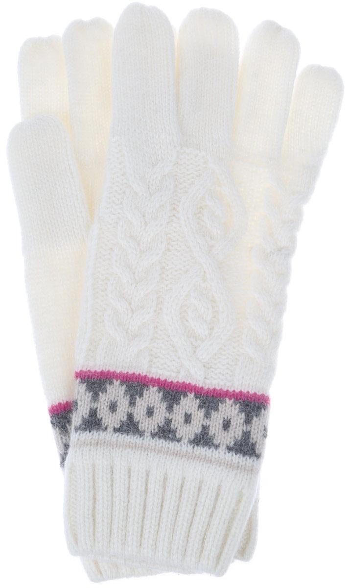 Перчатки женские. GL-143/062V-6303GL-143/062V-6303Стильные женские перчатки Sela не только защитят ваши руки от холода, но и станут великолепным украшением. Перчатки выполнены из нейлона с добавлением шерсти. Манжеты перчаток по кругу оформлены узором. В настоящее время перчатки являются неотъемлемой принадлежностью одежды, вместе с этим аксессуаром вы обретаете женственность и элегантность. Перчатки станут завершающим и подчеркивающим элементом вашего стиля и неповторимости.