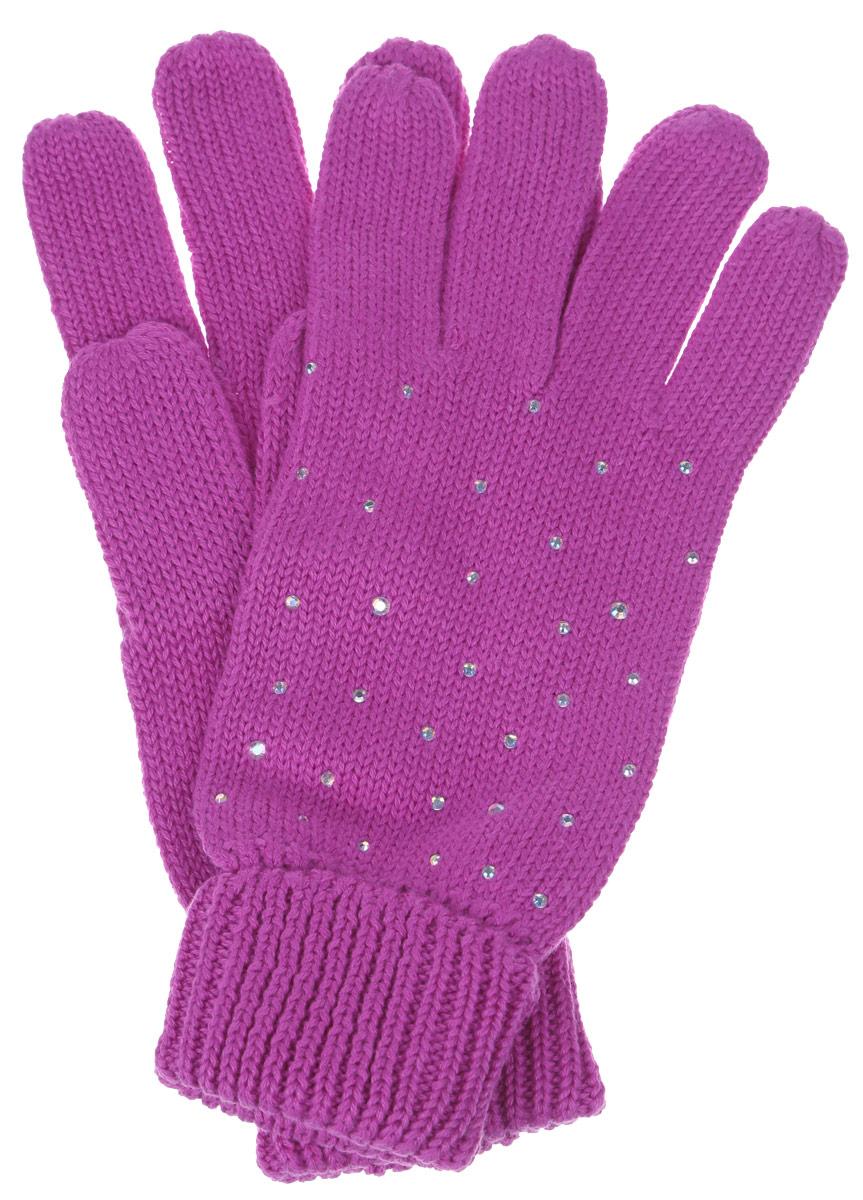 Перчатки детскиеGL-643/057AV-6302Вязаные перчатки для девочки Sela идеально подойдут для прогулок в прохладное время года. Изготовленные из высококачественного материала, очень мягкие и приятные на ощупь, не раздражают нежную кожу ребенка, обеспечивая ему наибольший комфорт, хорошо сохраняют тепло. Уютные хлопковые перчатки украшены сверкающими стразами. Верх модели на мягкой резинке, которая не стягивает запястья и надежно фиксирует перчатки на ручках ребенка. Современный дизайн и расцветка делают эти перчатки модным и стильным предметом детского гардероба. В них ваша маленькая модница будет чувствовать себя уютно и комфортно и всегда будет в центре внимания!