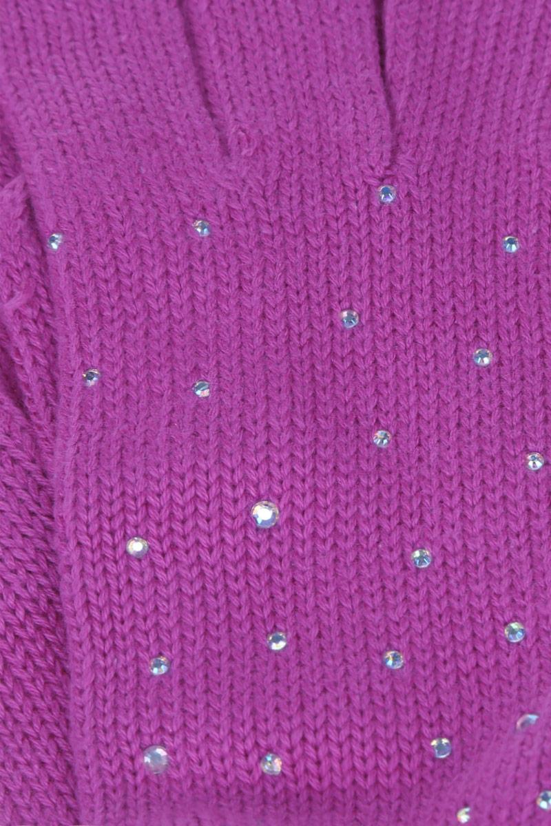 Перчатки для девочки. GL-643/057AV-6302