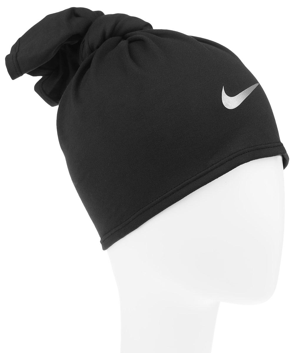 Повязка на шею для бега. N.RA.35.001.OSN.RA.35.001.OSПовязка бренда Nike на шею идеально подойдет для бега. Материал с технологией Dri-FIT обеспечивает быстрое впитывание влаги и ее испарение, что позволяет оставаться коже сухой. Повязка выполнена в одной цветовой гамме и дополнена логотипом со светоотражающим эффектом, что повышает видимость при слабом освещении. Свойства материала позволяют использовать повязку в любое время года, так же она подойдет для занятия любым видом спорта, туризмом и активным отдыхом.