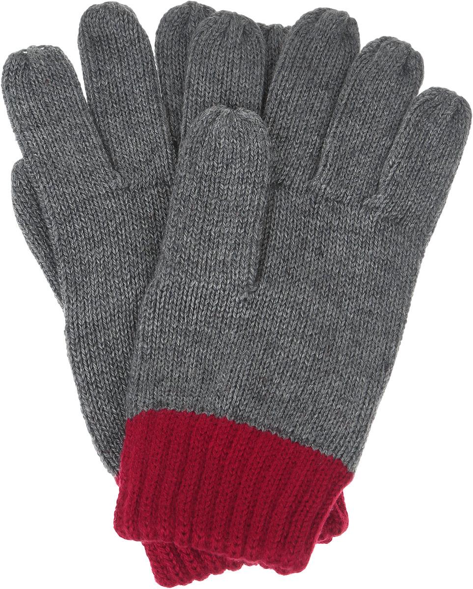 Перчатки детскиеGL-843/054-6302Вязаные перчатки для мальчика Sela идеально подойдут для прогулок в прохладное время года. Изготовленные из высококачественного материала, очень мягкие и приятные на ощупь, не раздражают нежную кожу ребенка, обеспечивая ему наибольший комфорт, хорошо сохраняют тепло. Стильные перчатки выполнены в двух цветах. Верх модели на мягкой резинке, которая не стягивает запястья и надежно фиксируюет перчатки на руках ребенка. Современный дизайн и расцветка делают эти перчатки модным и стильным предметом детского гардероба. В них ваш ребенок будет чувствовать себя уютно и комфортно.